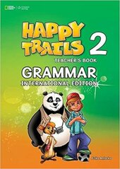 Happy Trails 2. Grammar Teacher's Book. International Edition - фото обкладинки книги