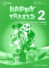 Happy Trails 2. Teacher's Book - фото обкладинки книги