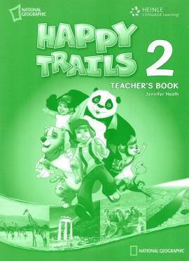 Happy Trails 2. Teacher's Book - фото книги
