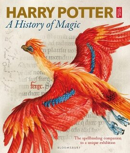 Harry Potter - A History of Magic - фото книги
