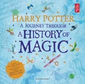 Harry Potter - A Journey Through. A History of Magic - фото обкладинки книги