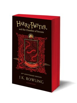 Harry Potter and the Chamber of Secrets (Gryffindor Edition). The 1st book (тверда обкл.) - фото книги