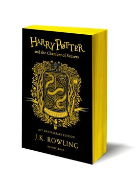 Harry Potter and the Chamber of Secrets (Hufflepuff Edition). The 1st book (м'яка обкладинка) - фото книги