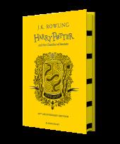Harry Potter and the Chamber of Secrets (Hufflepuff Edition). The 1st book (тверда обкладинка) - фото обкладинки книги