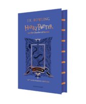 Harry Potter and the Chamber of Secrets (Ravenclaw Edition). The 1st book (тверда обкладинка) - фото обкладинки книги