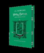 Harry Potter and the Chamber of Secrets (Slytherin Edition). The 1st book (тверда обкладинка) - фото обкладинки книги