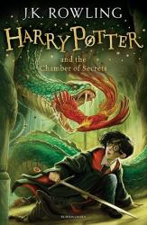 Harry Potter and the Chamber of Secrets. The 2nd book - фото обкладинки книги
