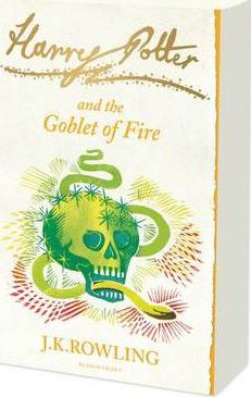 Harry Potter and the Goblet of Fire. The 4th book - фото книги