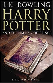 Harry Potter and the Half-blood Prince - фото книги