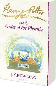 Harry Potter and the Order of the Phoenix. The 5th book - фото книги