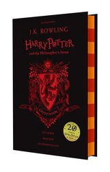 Harry Potter and the Philosopher's Stone (Gryffindor Edition). The 1st book - фото обкладинки книги