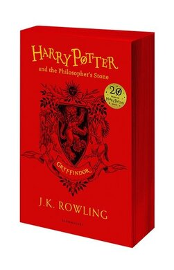 Harry Potter and the Philosopher's Stone (Gryffindor Edition). The 1st book - фото книги