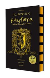 Harry Potter and the Philosopher's Stone (Hufflepuff Edition). The 1st book - фото обкладинки книги
