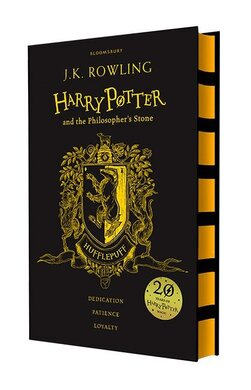 Harry Potter and the Philosopher's Stone (Hufflepuff Edition). The 1st book - фото книги
