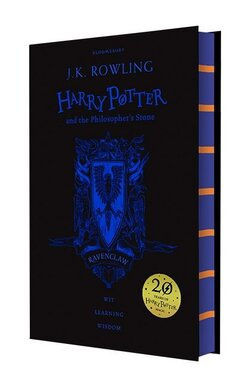 Harry Potter and the Philosopher's Stone (Ravenclaw Edition). The 1st book - фото книги