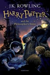 Harry Potter and the Philosopher's Stone. The 1st book - фото обкладинки книги