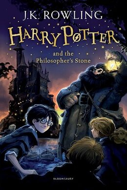 Harry Potter and the Philosopher's Stone. The 1st book - фото книги