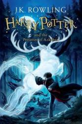Harry Potter and the Prisoner of Azkaban - фото обкладинки книги