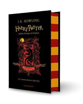 Harry Potter and the Prisoner of Azkaban (Gryffindor Edition) - фото книги