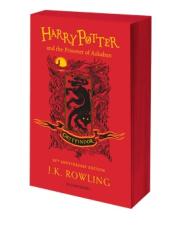 Harry Potter and the Prisoner of Azkaban (Gryffindor Edition) - фото обкладинки книги