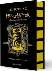 Harry Potter and the Prisoner of Azkaban (Hufflepuff Edition) - фото обкладинки книги