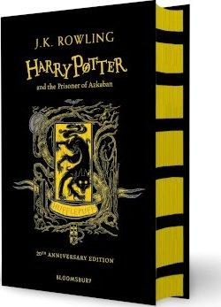Harry Potter and the Prisoner of Azkaban (Hufflepuff Edition) - фото книги