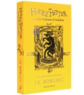 Harry Potter and the Prisoner of Azkaban (Hufflepuff Edition) - фото обкладинки книги