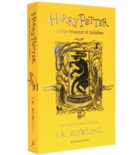 Harry Potter and the Prisoner of Azkaban (Hufflepuff Edition) - фото книги