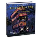 Harry Potter and the Prisoner of Azkaban (Illustrated Edition). The 3rd book - фото обкладинки книги