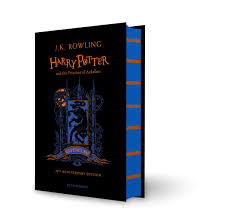 Harry Potter and the Prisoner of Azkaban (Ravenclaw Edition) - фото книги