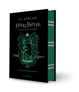 Harry Potter and the Prisoner of Azkaban (Slytherin Edition) - фото книги