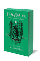 Harry Potter and the Prisoner of Azkaban (Slytherin Edition) - фото обкладинки книги