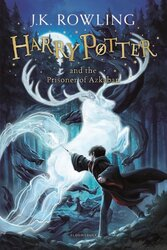 Harry Potter and the Prisoner of Azkaban. The 3rd book - фото обкладинки книги