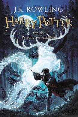 Harry Potter and the Prisoner of Azkaban. The 3rd book - фото книги