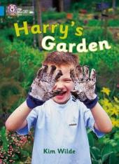 Harry's Garden - фото обкладинки книги
