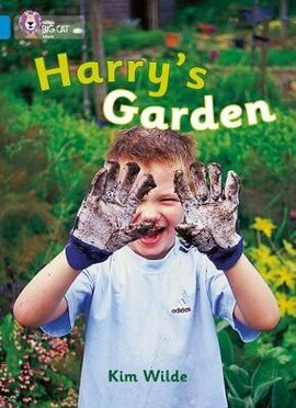 Harry's Garden - фото книги