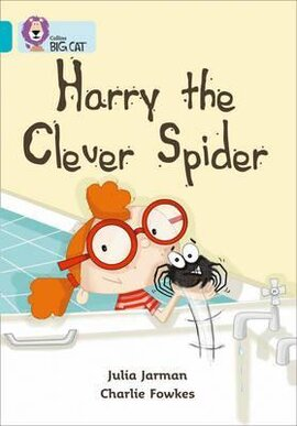 Harry the Clever Spider - фото книги