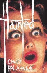 Haunted - фото обкладинки книги