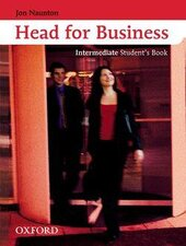 Head for Business: Student's Book. Intermediate level - фото обкладинки книги