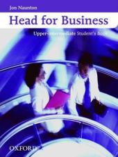 Head for Business: Student's Book. Upper intermediate level - фото обкладинки книги