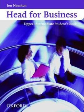 Head for Business: Student's Book. Upper intermediate level - фото книги