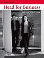 Head for Business: Workbook. Intermediate level - фото обкладинки книги