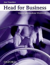 Head for Business: Workbook Upper-intermediate level - фото обкладинки книги