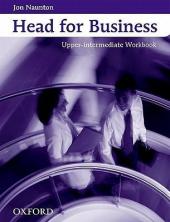 Head for Business: Workbook Upper-intermediate level - фото обкладинки книги