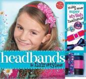 Headbands and Hairstyles - фото обкладинки книги