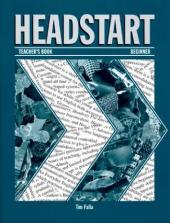 Headstart: Teacher's Book - фото обкладинки книги
