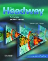 Headway: Student's Book Advanced level - фото обкладинки книги