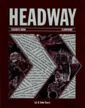 Headway: Teachers Book (including Tests) Elementary level - фото обкладинки книги
