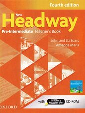 Headway: Test Booklet Pre-intermediate level - фото обкладинки книги
