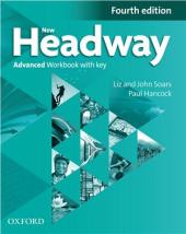 Headway: Workbook Advanced level - фото обкладинки книги
